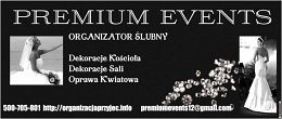 Premium Events , kwirynów