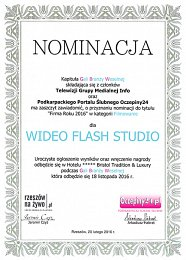 Wideo - Flash Studio , Jeżowe