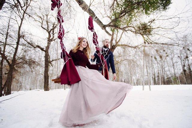 Dlaczego Warto Urządzić ślub Zimą Weselecompl