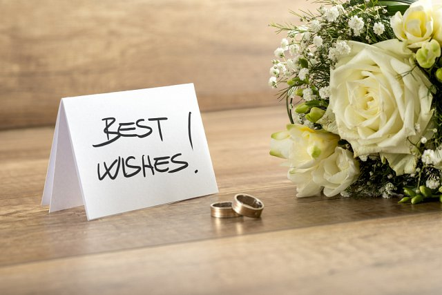 życzenia ślubne Lista Ciekawych życzeń Dla Młodej Pary